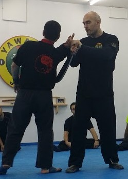 Eliakim Silva - Yawara Jitsu - Silat