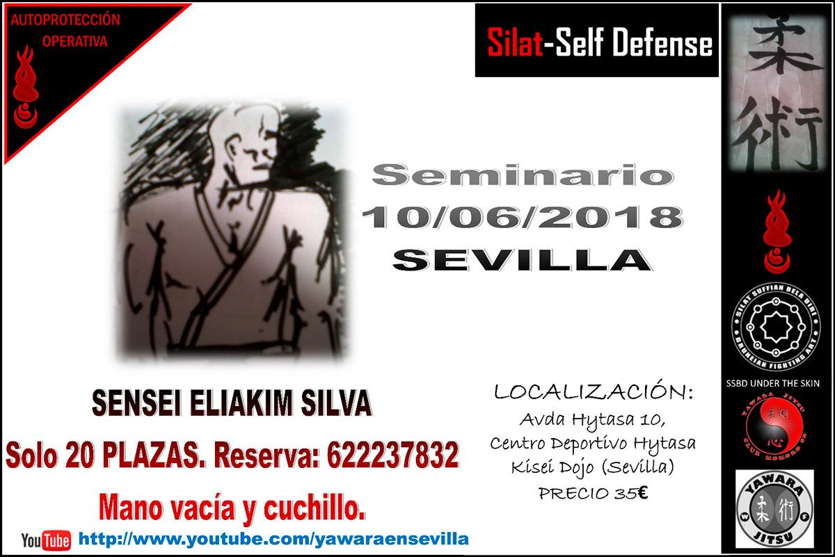 Seminario Silat Sevilla Eliakim